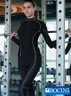 Ladies Compression Full Length Tights
