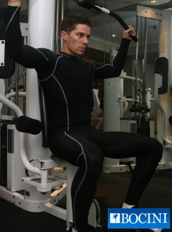 Mens Compression Long Sleeve Top