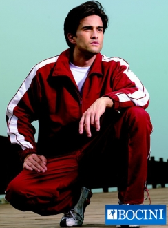 Unisex Piping Track Suit Top