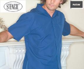 2012 Woven Shirt Mens SS