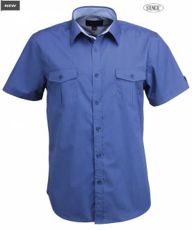 2034S Hospitality Nano Shirt Mens S/S