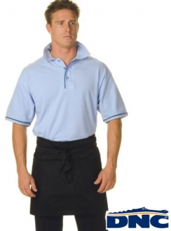 DNC Polyotton Short Apron No Pocket