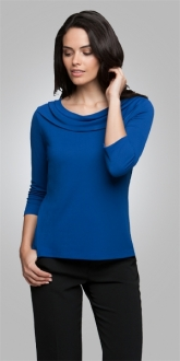 2226CC1 Eva Knit Three Quarter Sleeve Larger Size