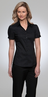2262CC Ladies City Stretch Classic Shirt SS