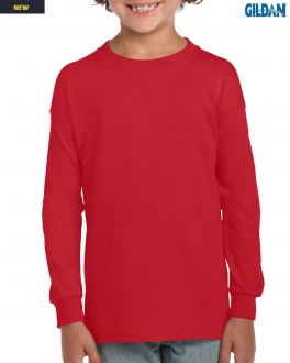 2400B Ultra Cotton Youth Long Sleeve T-Shirt