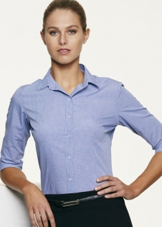 2901T Toorak Ladies Shirt 3/4 Sleeve