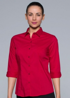 2903T Mosman Ladies Shirt 3/4 Sleeve