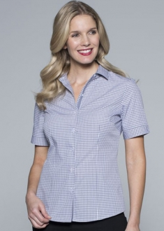 2907S Ladies Epsom Shirt SS