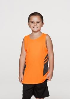 3111K Kids Tasman Singlet