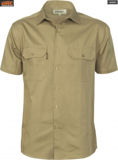 3207 Cool Breeze Workshirt SS