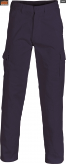 3312L Cotton Drill Cargo Pants Larger