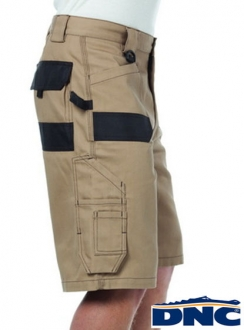 3334 DNC Duratex Cotton Duck Weave Cargo Shorts
