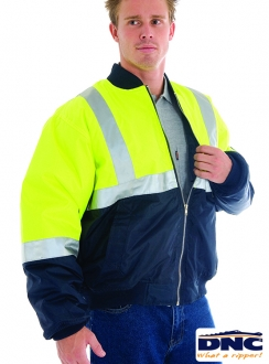 DNC HiVis Flying Reflective Jacket