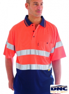 3911 DNC HiVis D/N Cool Breathe3M Tape Polo