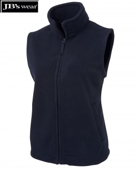 3LV JBs Ladies Polar Vest