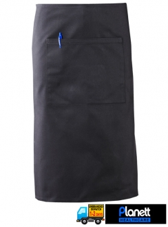 3QTR LENGTH APRON WITH POCKET