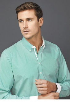 40120 Fifth Avenue Mens Long Sleeve Shirt