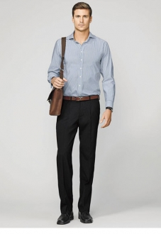 40220 Vermont Mens Long Sleeve Shirt