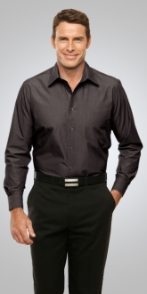 4100CC Corporate Mens Shirt LS