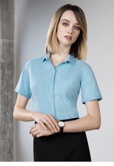 42512 Ladies Newport Shirt SS