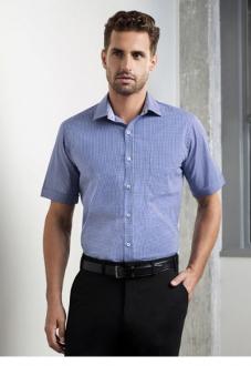 42522 Mens Newport Shirt SS