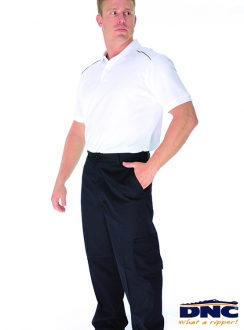4504 DNC Permanent Press Cargo Pants