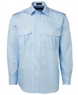 6ELS Long Sleeve Epaulette Shirt