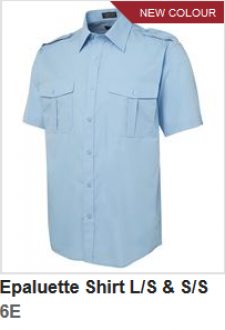 6ESS Short Sleeve Epaulette Shirt