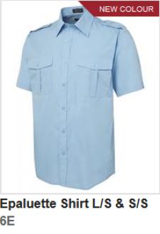 6ESS Short Sleeve Epaulette Shirt