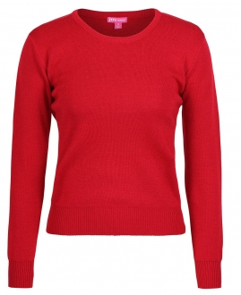 6J1CN Corporate Crew Neck Jumper Ladies