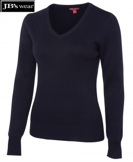 6J1 Ladies Knitted Jumper