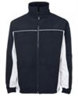 7CWUJ Contrast Warm Up Jacket