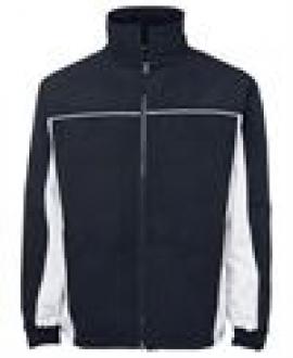 7CWUJ Contrast Warm Up Jacket