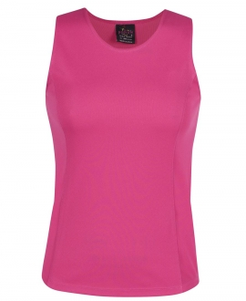 7PS1 Ladies Poly Singlet