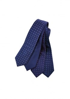 99100 Mens Spot Tie