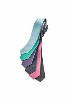 99104 MENS SLIM MONOTONE DESIGN TIE