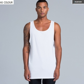 AS5021 Typo Singlet Mens