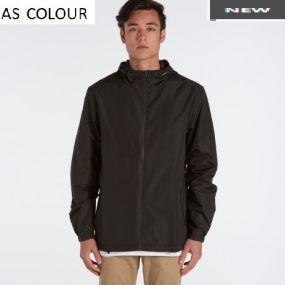 AS5508 Section Zip Jacket
