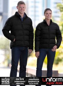 Adults Glacier Puffa Jacket