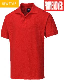 B210 Mens Naples Polo Shirt