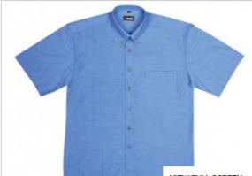 B485SS Business Shirt Mens SS