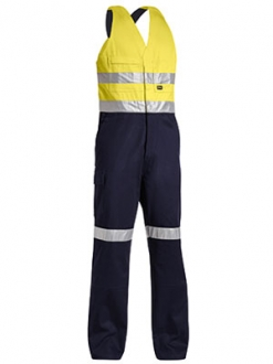 BAB0359T 3M Taped HI Vis Action Back Overall
