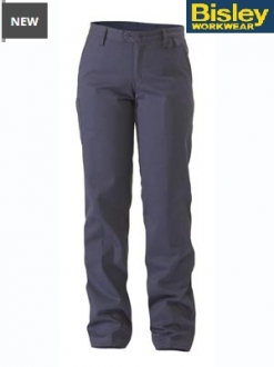 BPL6007 Original Cotton Drill work Pants Womens