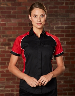 BS16 Ladies Tri-Color Arena Shirt