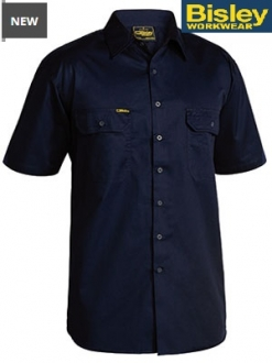 BS1893 Cool Lightweight Drill Shirt