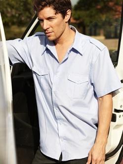 BS193 Service Shirt Short Sleeve Unisex