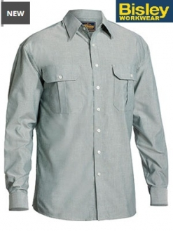 BS6030 Oxford Shirt LS