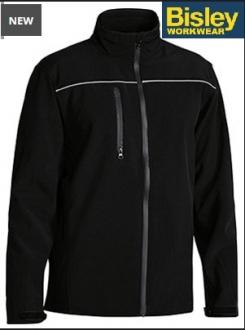 BV0360 Soft Shell Vest