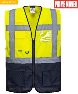 C476 Warsaw Executive Vest