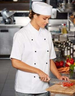 CJ02 Chefs Jacket S/S